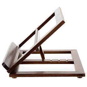 Atril de madera 3 posiciones s8