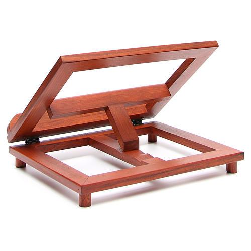 Atril de madera 3 posiciones 3