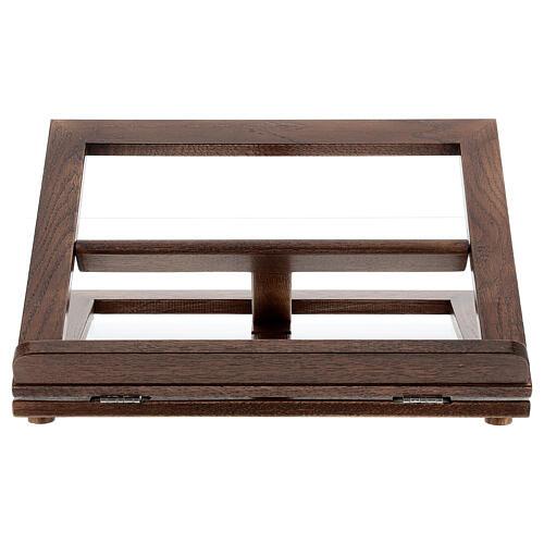 Atril de madera 3 posiciones 1