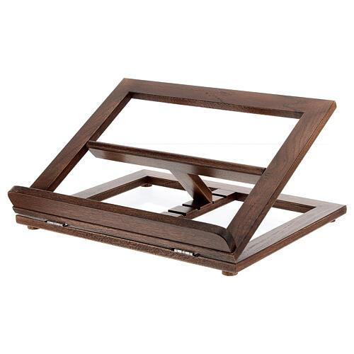 Atril de madera 3 posiciones 2