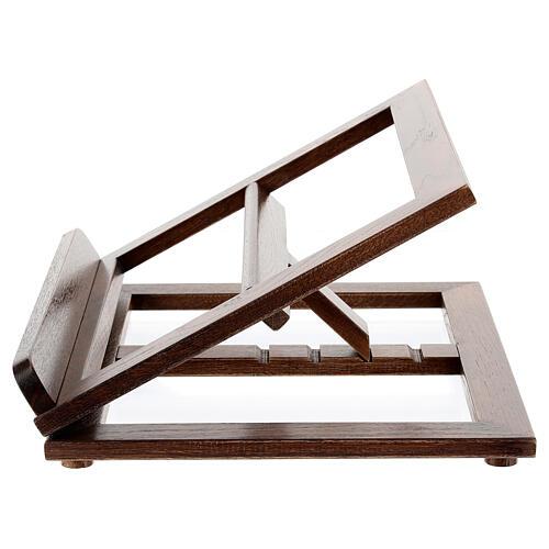 Atril de madera 3 posiciones 6