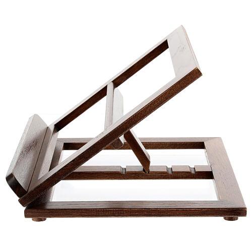 Atril de madera 3 posiciones 7