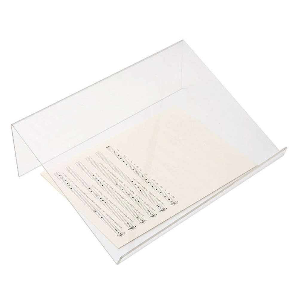 Pulpit szkło akrylowe 3 mm 4