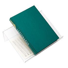 Plexiglass book-stand s4