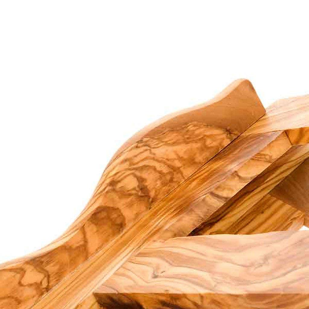 pupitre en bois d'olivier 4