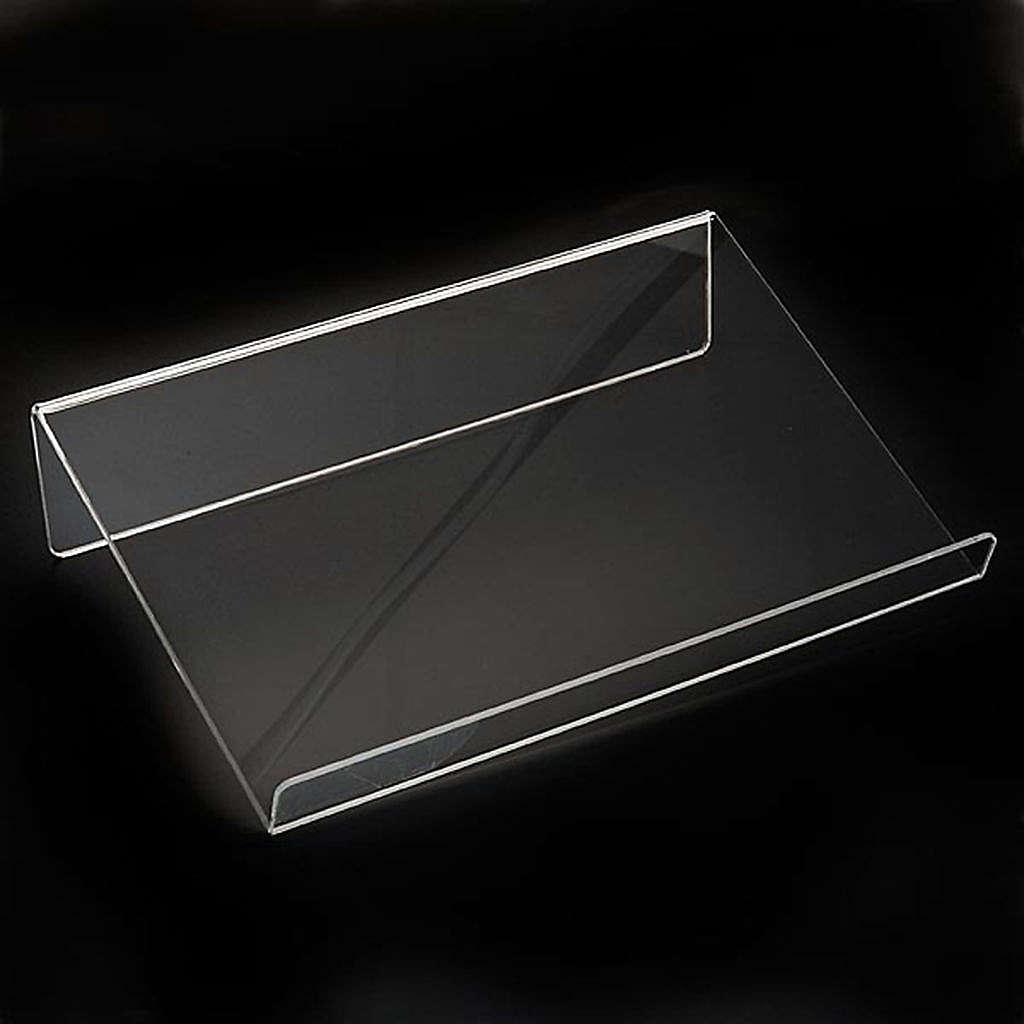 Leggio plexiglass mm 5 stondato 4