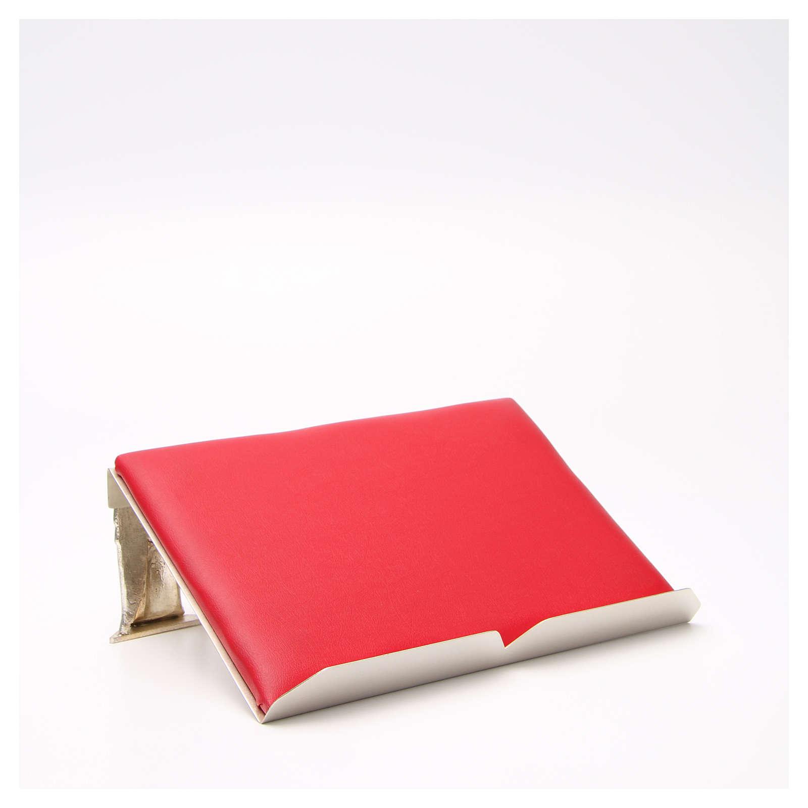 Leggio da mensa cuscinetto decorazioni ottone 4