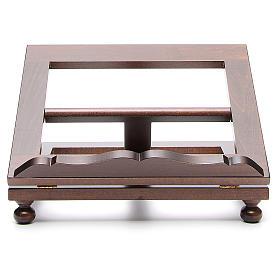 Tischpulte: Dunkelholz Tischpult 30x40cm