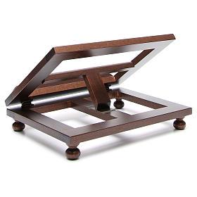 Leggio legno scuro 30x40 s9