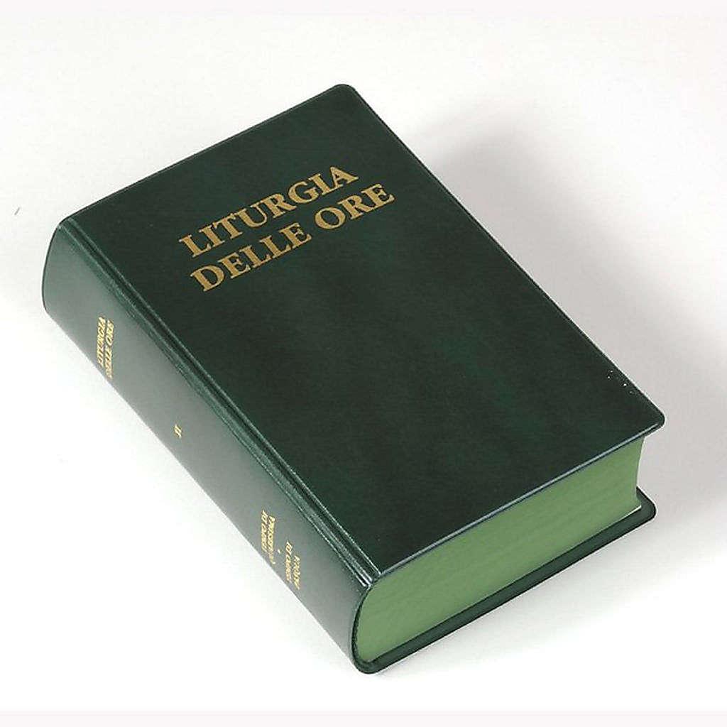 Liturgia de las Horas Tomo 2 LENGUA ITALIANA 4