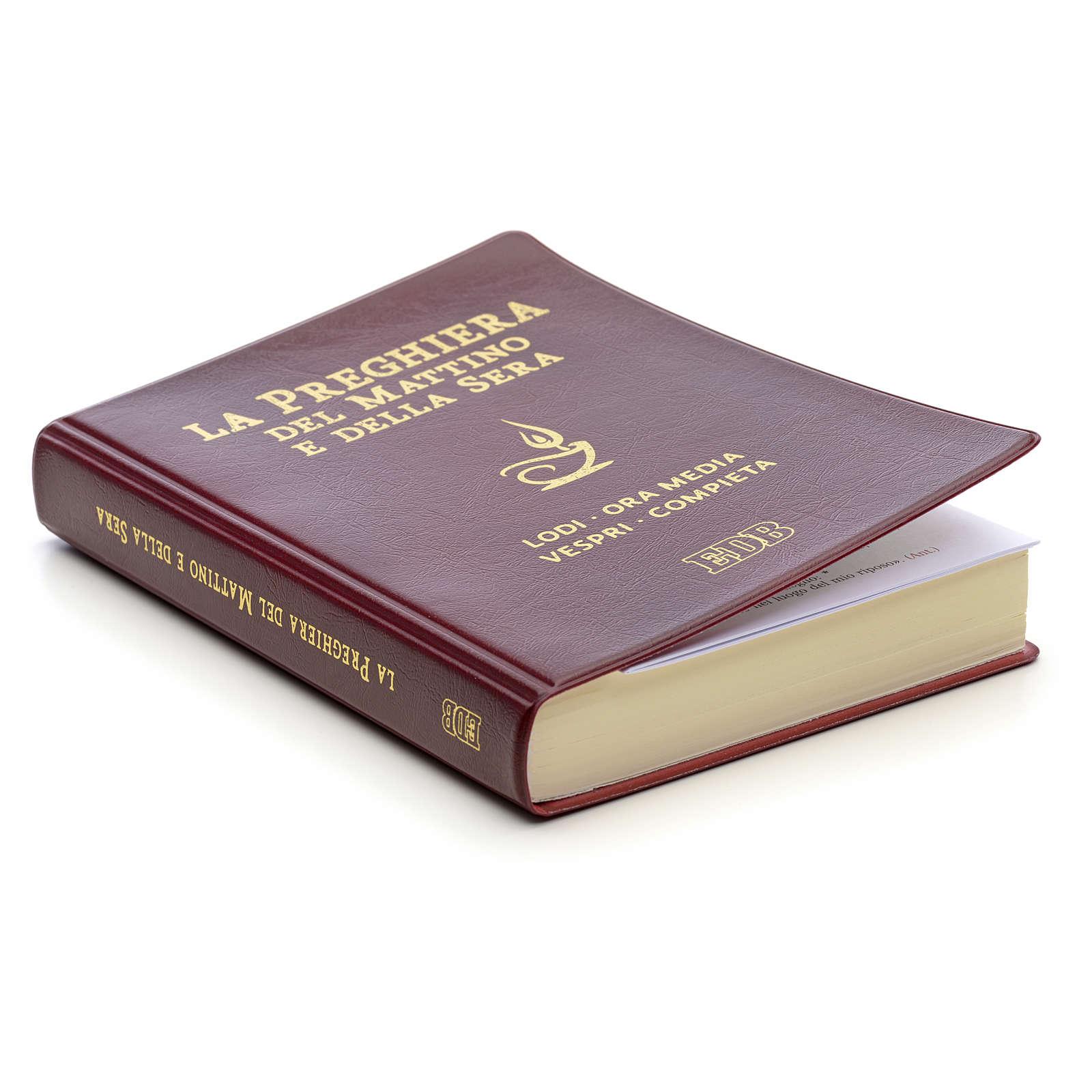 Oração Matinal e Vespertina de bolso 15x10 cm 4
