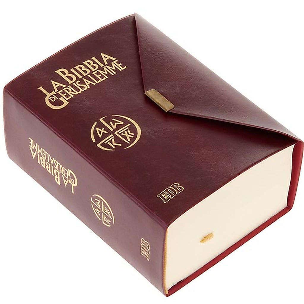 Bible of Jerusalem, pocket size, new translation 4