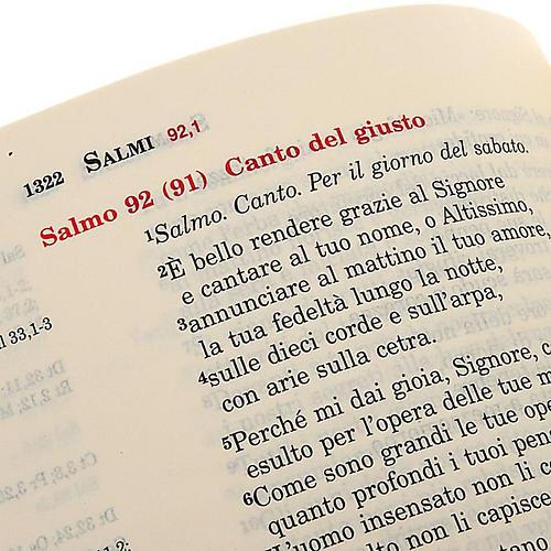 Biblia de Jerusalén de bolsillo LENGUA ITALIANA 2
