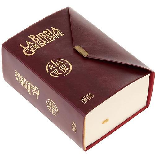 Biblia de Jerusalén de bolsillo LENGUA ITALIANA 3
