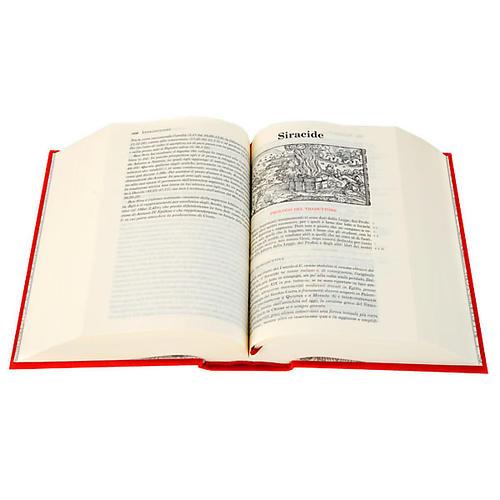 Bible Jérusalem, nouvelle traduction, toile rouge ITA 3