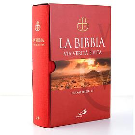 Biblia Camino Verdad y Vida Ed. San Paolo LENGUA ITALIANA s5