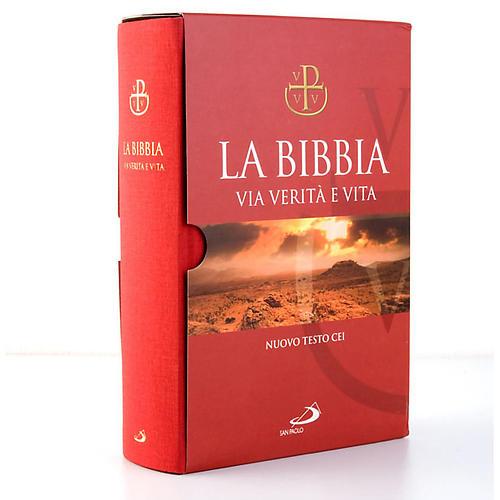 Biblia Camino Verdad y Vida Ed. San Paolo LENGUA ITALIANA 5