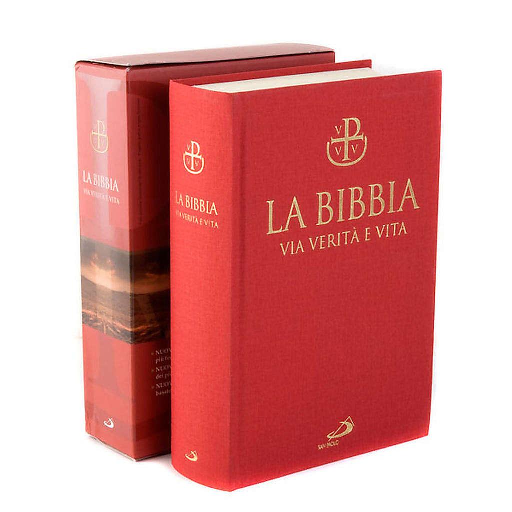 Bible Via Verità e Vita San Paolo ED 4