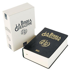 Bible of Jerusalem 2009 edition, Leatherette cover s1