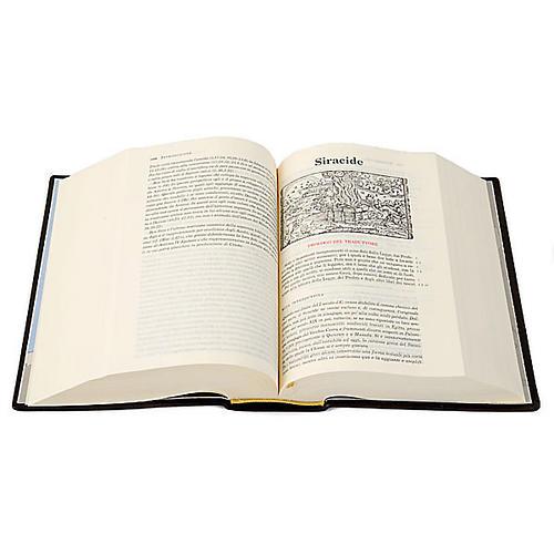 Biblia Jerusalén símil piel Nueva Trad. LENGUA ITALIANA 3