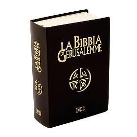 Bible Jérusalem, nouvelle traduction, cuir ITA s1