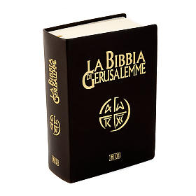 Bibbia Gerusalemme vera pelle Nuova Traduzione s1