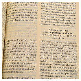 Bilingual Holy Bible in Latin and Italian s3