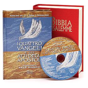 Biblia Jerusalén ITALIANO con CD s5