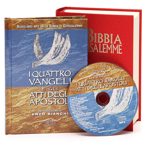 Biblia Jerusalén ITALIANO con CD 5