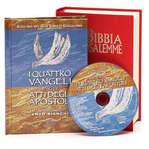 Bibbia di Gerusalemme Cofanetto Audiolibro 5