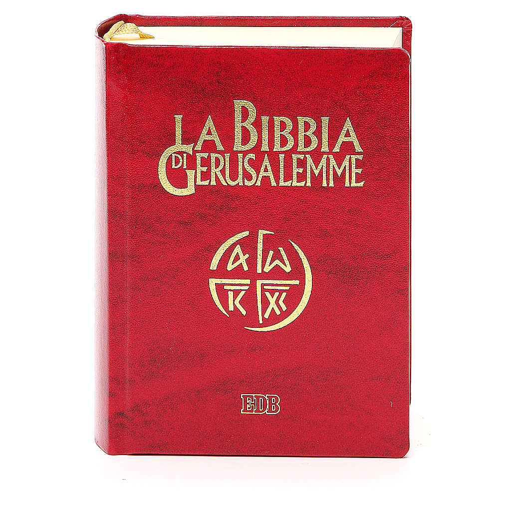 Bibbia Gerusalemme ed. per giovani 4