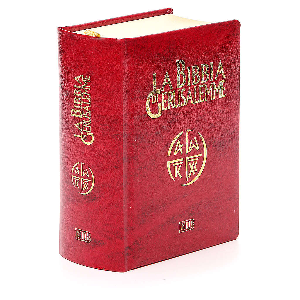 Jerusalem bible for young people 4