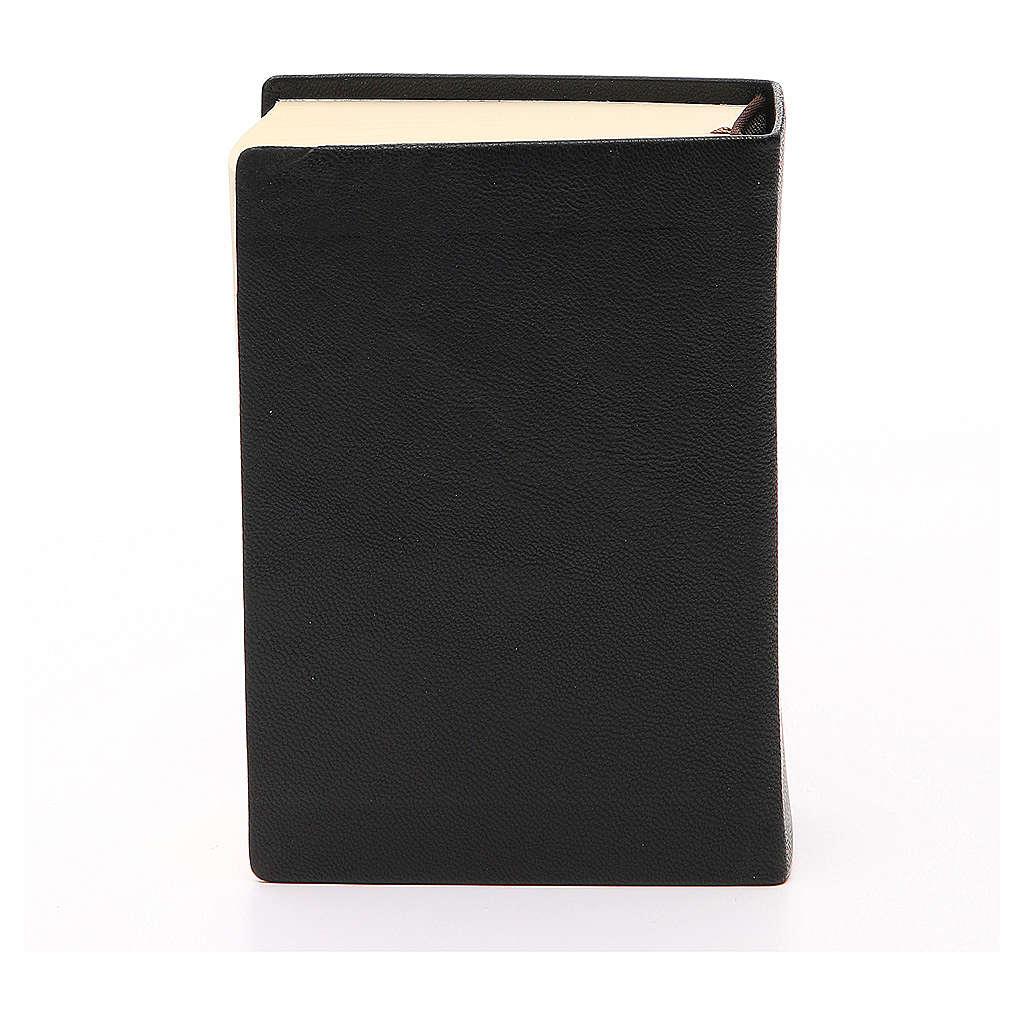 Bibbia di Gerusalemme pelle ed. tascabile testa di moro 4