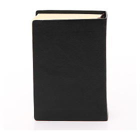 Bibbia di Gerusalemme pelle ed. tascabile testa di moro s3