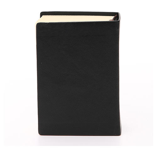 Bibbia di Gerusalemme pelle ed. tascabile testa di moro 3