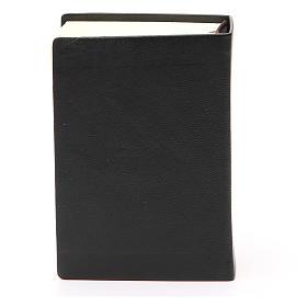 Jerusalem bible in beige leather pocket edition s6