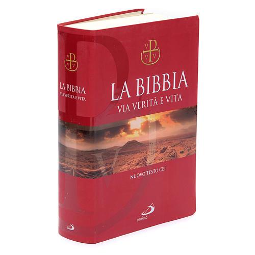 Bibbia Via Verità e Vita Nuovo Testo CEI 2