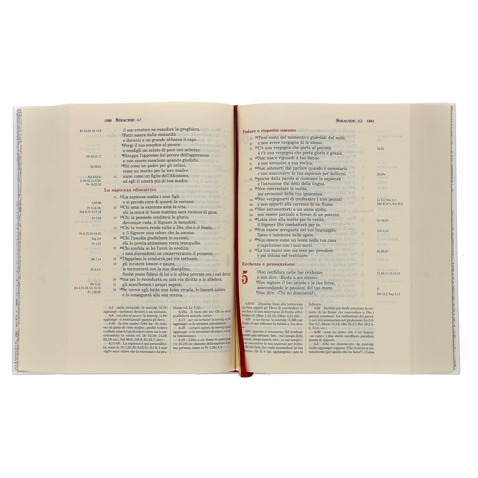 Bibbia di Gerusalemme per famiglia caratteri grandi 4