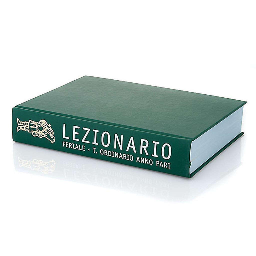 Leccionario ferial Año Par ITALIANO 4
