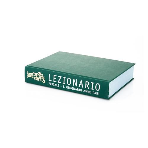 Leccionario ferial Año Par ITALIANO 3