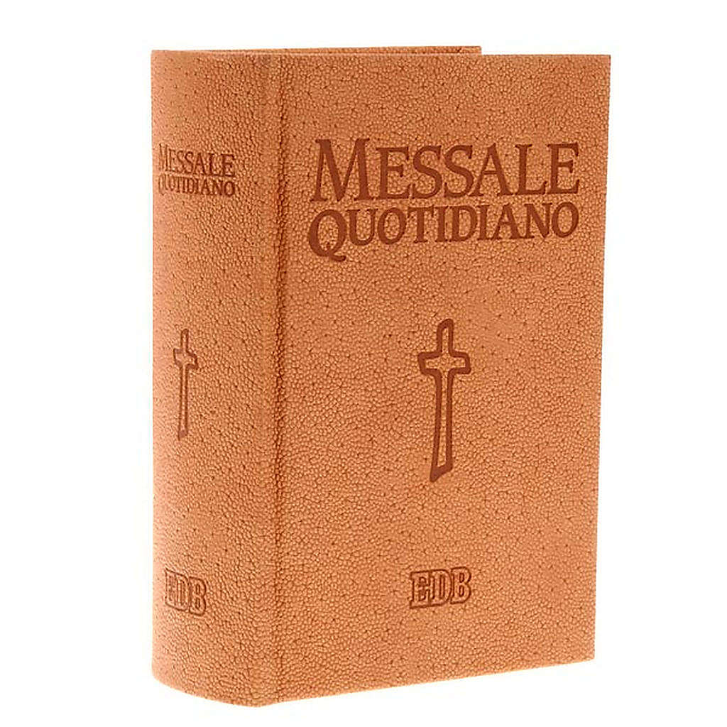 Messale quotidiano copertina rigida similpelle 4