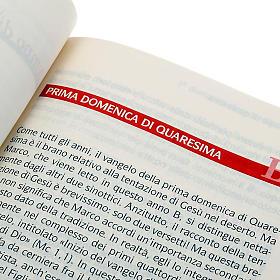 Messale festivo copertina rigida similpelle rossa s2