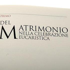 Messale festivo copertina rigida similpelle rossa s3