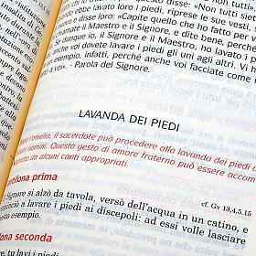 Messale festivo edizione tascabile copertina rossa (NO III EDIZIONE) s2