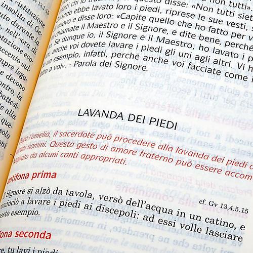 Messale festivo edizione tascabile copertina rossa (NO III EDIZIONE) 2