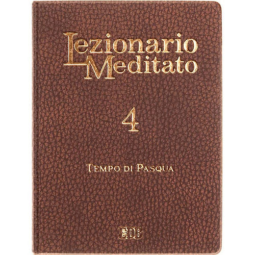 Lezionario Meditato vol. 4 1