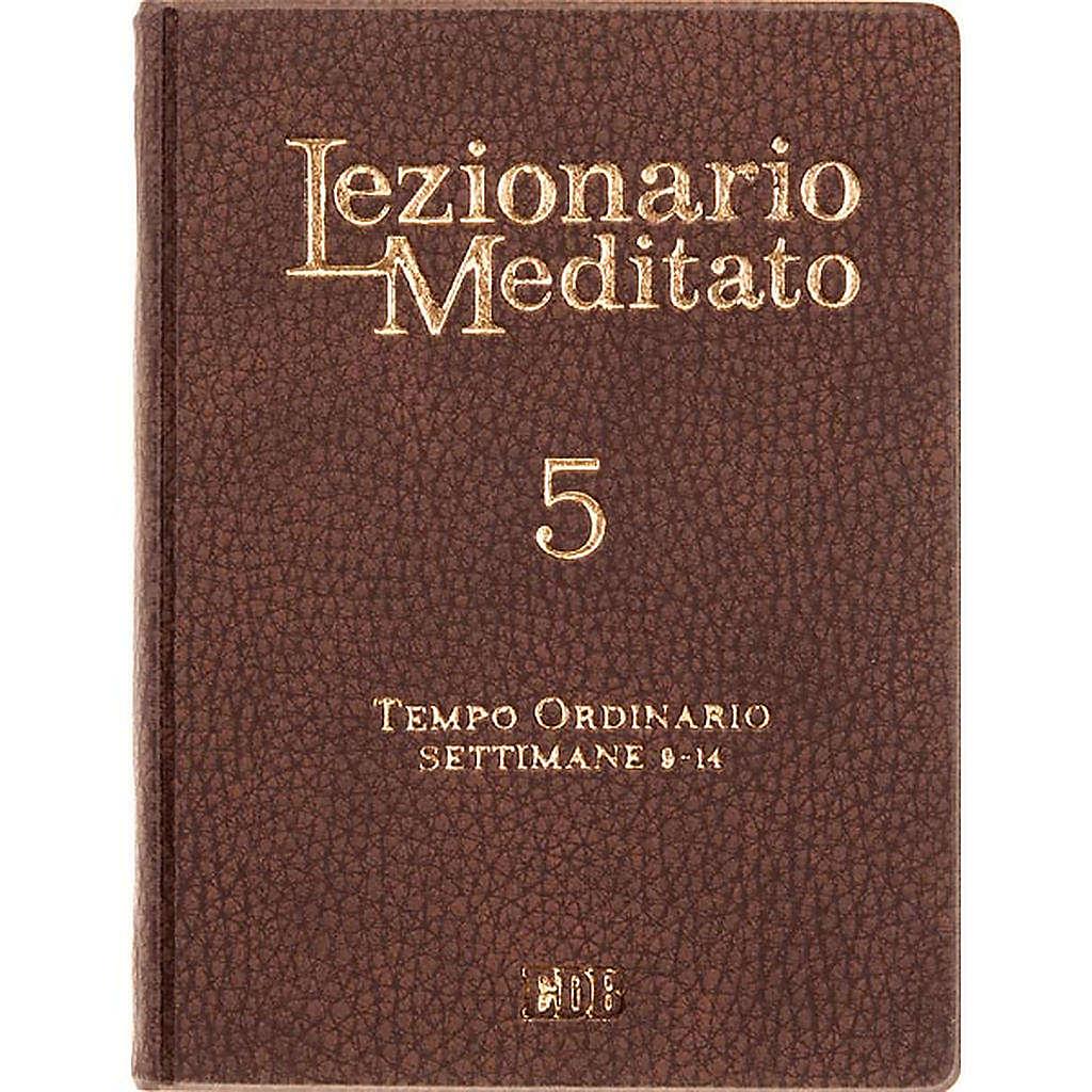 Lectionnaire pour méditer, vol.5 ITA 4