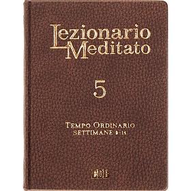 Lectionnaire pour méditer, vol.5 ITA s1