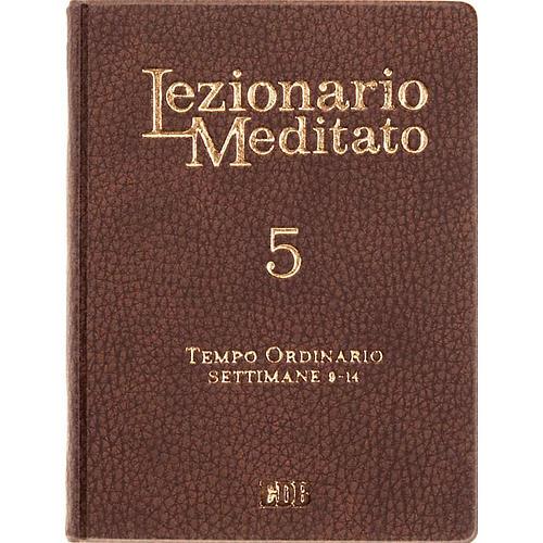 Lectionnaire pour méditer, vol.5 ITA 1