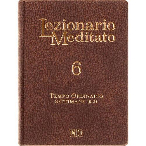 Lezionario Meditato vol. 6 1